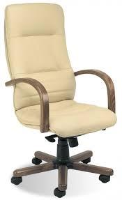 bureau en cuir fauteuil de bureau cuir ivory achat fauteuils de direction 406 00