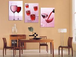 Art For Dining Room Wall Kitchen Wall Art Ideas Multi Wine Decor Panel Kitchen Wall Art