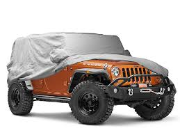 grey jeep wrangler 4 door covercraft wrangler premium custom fit car cover gray c16960nh 07