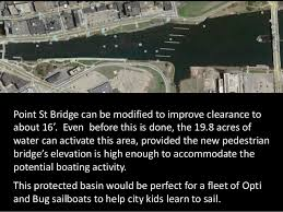 suggested fine tuning of bridge and park designs to best activate the u2026