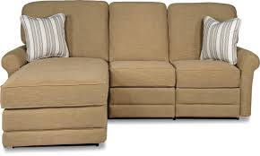 reclining sectional sofas with chaise two piece reclining sectional sofa with laf reclining chaise by la