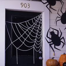Outdoor Halloween Decorations Spiders by Outdoor Halloween Decorations Allyou Com