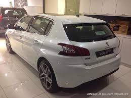 peugeot cars malaysia gallery of peugeot 308 thp