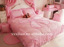 100 cotton princess bedding sets bedskirt set bridal bedsheet set