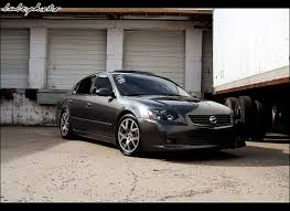 stanced nissan altima advice on placement 06 altima ser nissans and other sweet cars