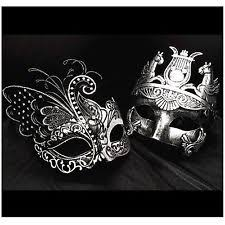 black and silver masquerade masks silver masquerade mask ebay