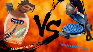Maker Meme - hand soap vs waffle maker just a meme i want to share overwatch memes