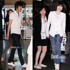 koo hye sun y su esposo lee min ho y goo hye sun crónicas de un romance anunciado 2