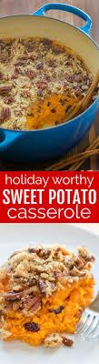 sweet potato casserole recipe natashaskitchen
