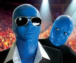 Blue Man Group Halloween Costume Blue Man Group Tickets Theatre Tickets Blue Man Group Blue Man