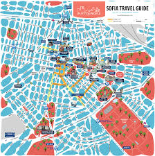 Map Of Bulgaria Sofia The Capital Of Bulgaria