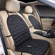 coussin de siege chaud housse de siège de voiture d hiver coussin chauffant siège