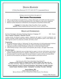 sle programmer resume computer science resume length computer science skills resume sle
