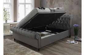 Birlea Ottoman Birlea Grey Ottoman Bed Frame Dublin Beds
