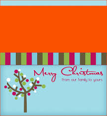9 christmas card template free survey template words