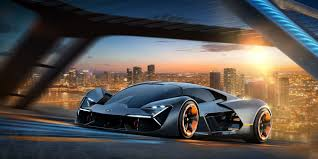the lamborghini car lamborghini and mit are building the electric car of the future
