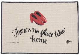amazon com there u0027s no place like home doormat theres not place