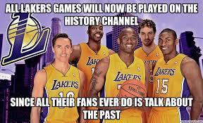 Lakers Meme - lakers meme