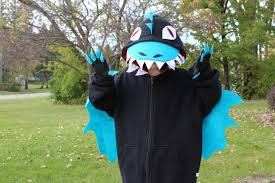 My Singing Monsters Halloween Costumes 101 Handmade Costumes No Sew Dragon