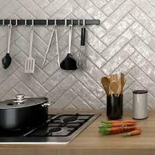 White Kitchen Brick Tiles - brick u0026 metro tiles walls and floors