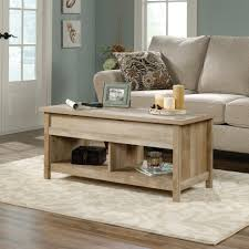 sauder coffee and end tables cannery bridge lift top coffee table 420336 sauder