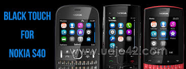 themes for nokia c2 touch and type nokia s40 theme black touch nokia c3 theme