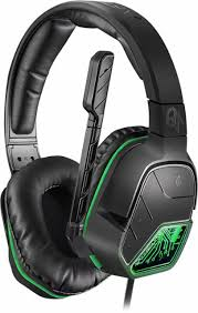 xbox headset black friday afterglow lvl 5 wired stereo sound over the ear gaming headset