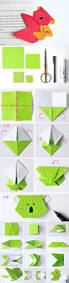 30 beautiful examples of easy origami animals easy origami