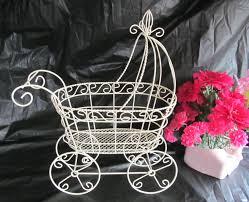 Carriage Centerpiece Baby Carriage Centerpiece Sweet Centerpieces
