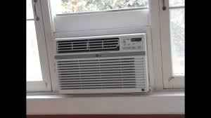 Small Window Ac Units Install An Air Conditioner In An Old Fashioned Casement Window