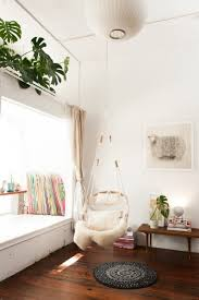 Hanging Chair For Girls Bedroom by Best 25 Ikea Hanging Chair Ideas On Pinterest Stair Wall Decor