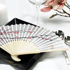 personalized wedding fans wedding favors bridal shower gifts personalized wedding favors