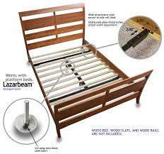 Support Bed Frame Lazarbeam Bed Support Bed Frame Supports Thesleepshop