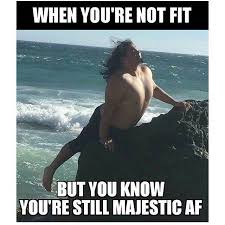 Beach Body Meme - now take that body to the beach and be majestic album on imgur