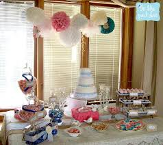 Bridal Shower Dessert Table The Blue Eyed Dove A Shabby Chic Bridal Shower Part 1 The