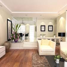 posh home interior home living room with posh carpet and decor 3d model max