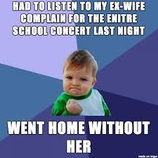 Divorce Guy Meme - divorce aint so bad sometimes meme guy