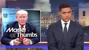 Trevor Noah Memes - daily show s trevor noah defends trump s violent twitter memes