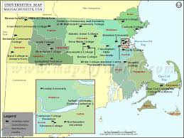 Massachusetts national parks images List of universities in massachusetts map of massachusetts jpg