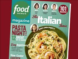 food network magazine september 2017 recipe index food network