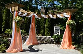 wedding venues in oregon weddings on the hill west or affordable wedding