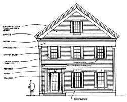 Federal Style House Plans 13 Best Federal Architecture Images On Pinterest Federal