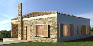 design build your own energy saving house in greece new