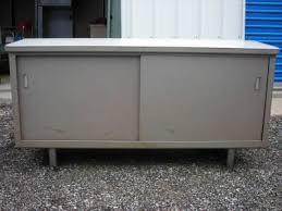 Steelcase Desk Vintage Steelcase Credenza Credenza Tanker Desk And Vintage Industrial