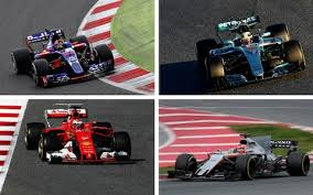 f1 cars ranked the best worst f1 cars unveiled for the 2017 season