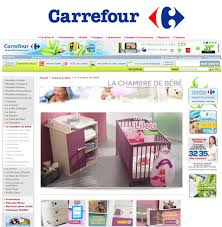 chambre bébé carrefour lit junior carrefour visuel 4