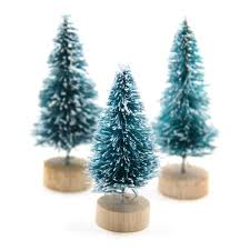 shop 15pcs tree 3colors diy small pine tree mini