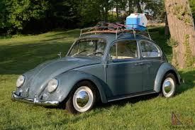 bug volkswagen vw bug beetle volkswagen fully documented body off restoration
