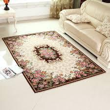 Carpets Area Rugs Sunnyrain Classical Machine Jacquard Carpet Area Rug For