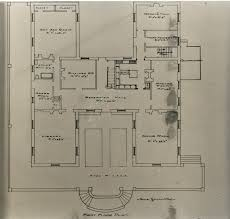large estate house plans clermont state historic site imagining arryl house piecing